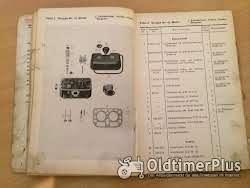 MAN Ackerdiesel AS 718 A Ersatzteilliste Foto 2