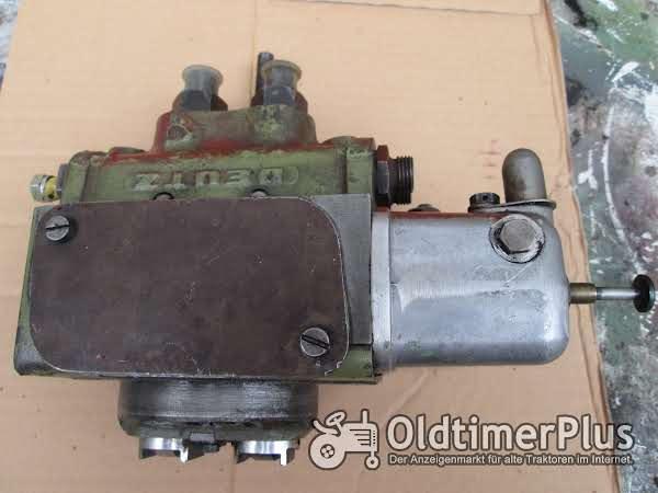 Deutz F2L514 Einspritzpumpe Foto 1