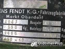 Fendt Brückenwagen ,Langholzwagen Foto 3