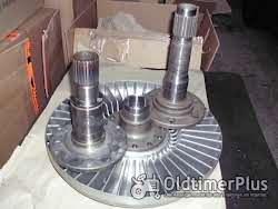 Fendt Farmer Favorit Xylon Turbokupplung, Hohlwelle, Antriebswelle, Getriebewelle Foto 12