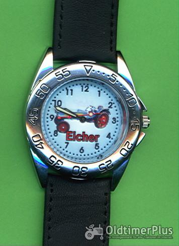 Eicher Geräteträger Armbanduhr Foto 1