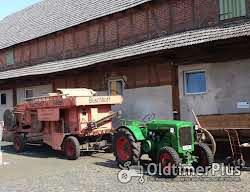 Dreschmaschine Buschhoff Foto 2