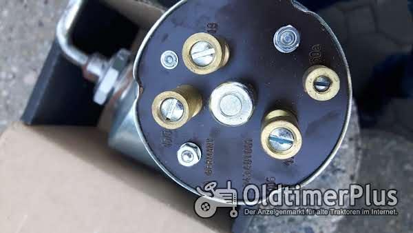 Bosch Glühschalter Foto 1