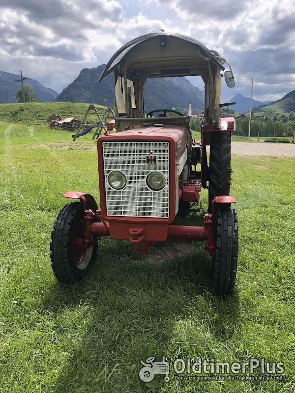 IHC Traktor Typ 353 Foto 1