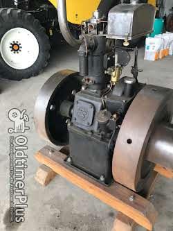 Sonstige Moteur stationnaire MWM 1 cylindre Foto 2