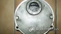 Holder E9D  Kurbelstarter für den Lombardinimotor D 530 Foto 4