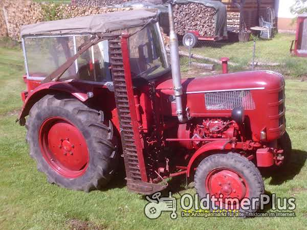Fahr Traktor Foto 1