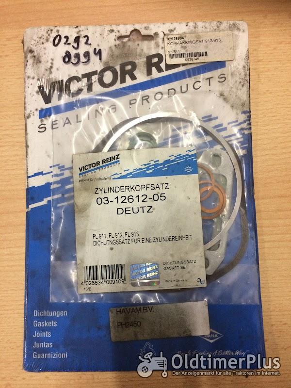Deutz Zylinderkopfsatz FL 911, FL 912, FL 913 Foto 1