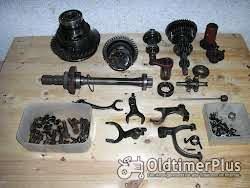 IHC-Cormick D217 Getriebeteile 5-Gang