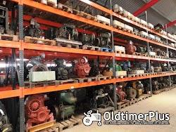 Deutz 07/07C Ersatzteile, z.B. 5207, 6507, 7207, 7807, etc. Foto 4