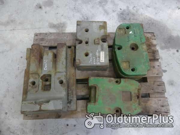 Deutz D 13006 & D 8005 D 9005 Allrad Deutz Foto 1