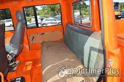 Mercedes Unimog 416 Doka, Doppelkabine, FUNMOG, Lieferung-Antausch mgl. Foto 9