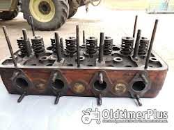 Hanomag D301 Zylinderkopf Perfekt 401