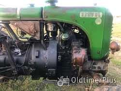 Steyr 80s(Schmalspurschlepper) Foto 10