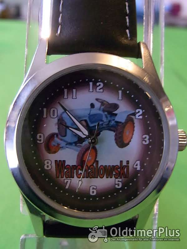 Warchalowski  Armbanduhr Foto 1