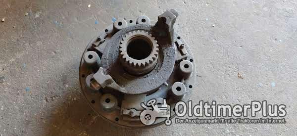 Lanz 2416 koppelingsvliegwiel met koppeling Foto 1