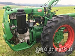 AGRIA Hatz Agria 2800 Hatz 12 PS mit Völker Triebachs-3Seit-Kipper-Anhänger Foto 13