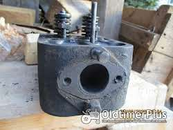 K 15 MWM KD 211z Zylinderköpfe Foto 4
