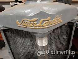 Landini Superlandini Super Landini Oldtimer Traktor Schlepper Glühkopf (testa calda) (kein Velite) Foto 2