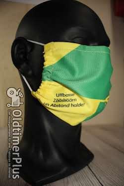 Zeiskam *Maske*Behelfsmasken Mund-Nasenabdeckung*Mundnasenabdeckung* . Foto 2