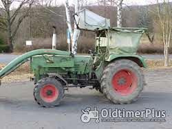 Fendt Farmer 3 S Allrad mit Frontlader, Oldtimer Trakor Schlepper