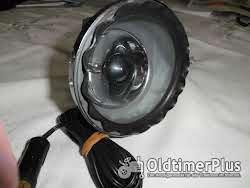 Org.Suchscheinwerfer Fa.HELPHOS Suchscheinwerfer Foto 3