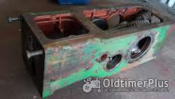 Deutz d25.2/d30 Getriebeteile mit Gehäuse Foto 5