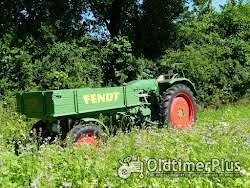 Fendt GT 231 Geräteträger