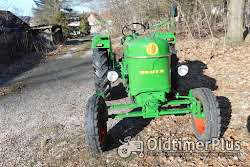 Deutz Traktor F2L 612/6 Foto 2