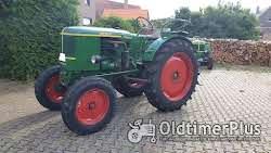Deutz F2 L514 / 53 - Hochrad