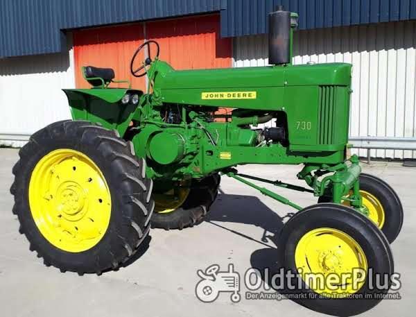 John Deere 730 High Crop Foto 1