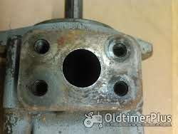 Hydraulikpumpe Ölmotor Foto 4