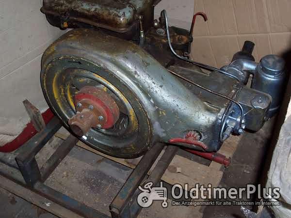 Standmotor Diesel Foto 1
