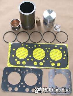 24 neue Kolben 105mm für MWM D-916  mit 35mm Bolzen . Foto 3