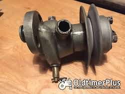 11er Deutz F1M414 Deutz 414  Wasserpumpe Foto 4