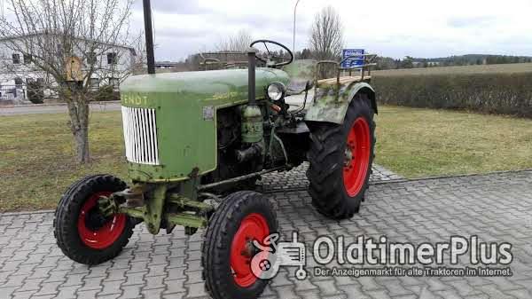 Fendt Traktor Fendt F28 P Foto 1