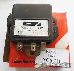 Bosch Anlasser, Lichtmaschinen, Generatoren, Magnetschalter, Regler, Lukas, Ersatzteile, Foto 13