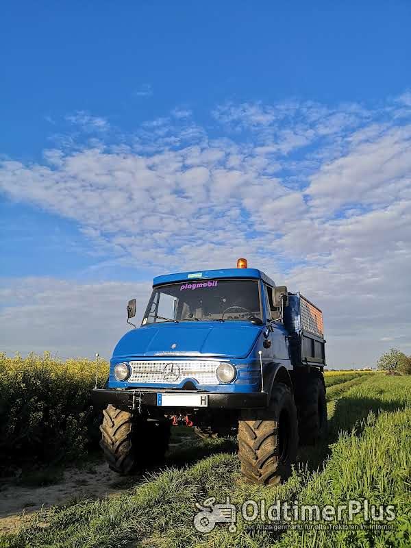 Mercedes Unimog 406 Agrar Foto 1