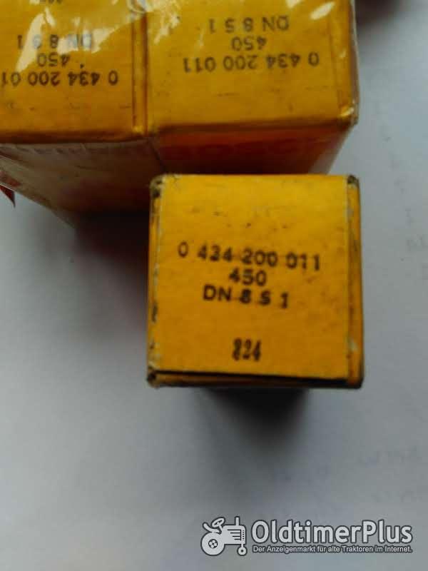 IHC / McCormick Einspritzdüse  DN8S1 Bosch IHC Foto 1