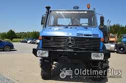 Mercedes Unimog 1500 mit Kran, Gesamt nur 7500 KG Foto 3