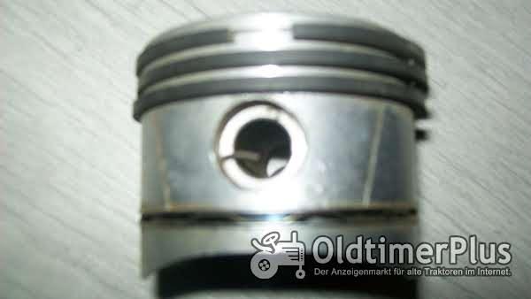 Bernard moteurs 317 Kolben 390306 (60 mm )neu Foto 1
