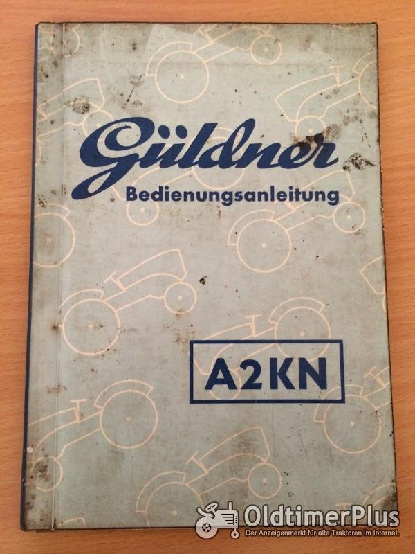 Güldner A2KN Bedienungsanleitung Foto 1