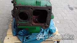 Deutz F2L612; D25.1 Getriebegehäuse; Halbschalen Foto 2