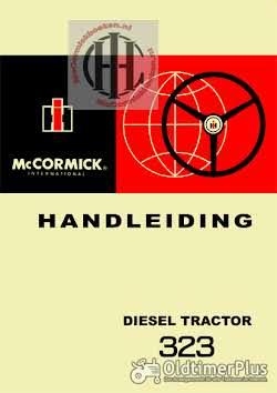 IHC Mc Cormick Farmall en International werkplaatsboeken  handleidingen en onderdelenboeken Foto 4
