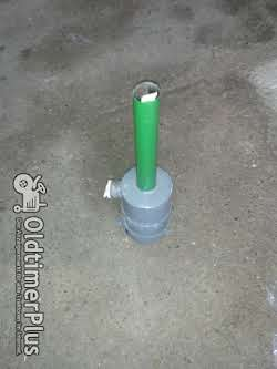 Steyr Ölbandluftfilter für Steyr T80
