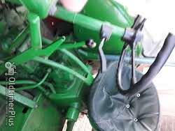 Deutz Traktor mit Einachshänger foto 3
