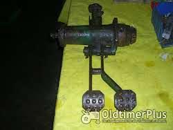 Deutz F1M414 u.F1L514 Riemenscheibenantrieb Foto 2