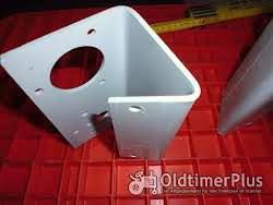 Lanz 28,32,und 36 PS Halbdiesel Lampenhalter Links und Rechts Foto 2