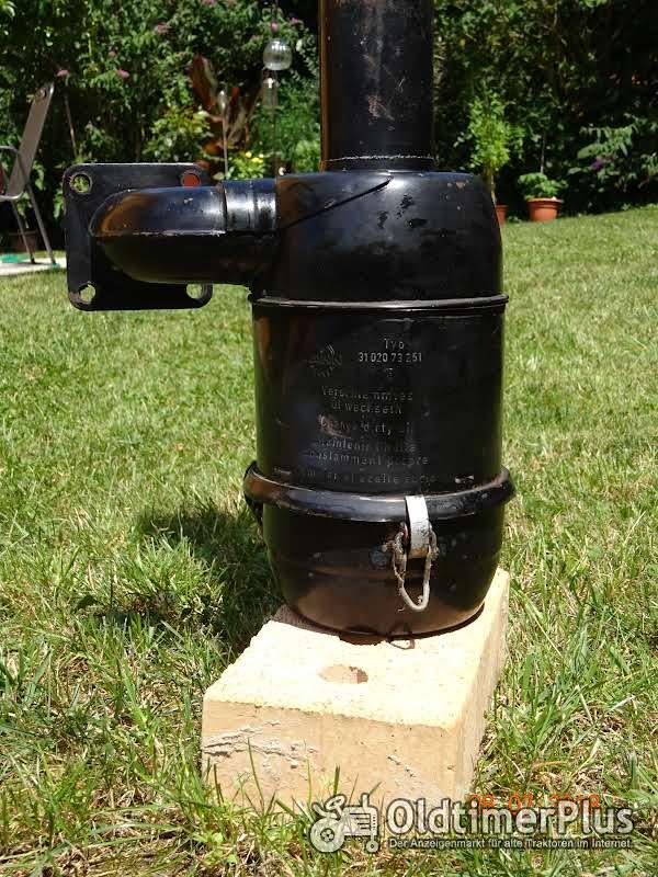 Mann Filter Ölbadluftfilter Foto 1