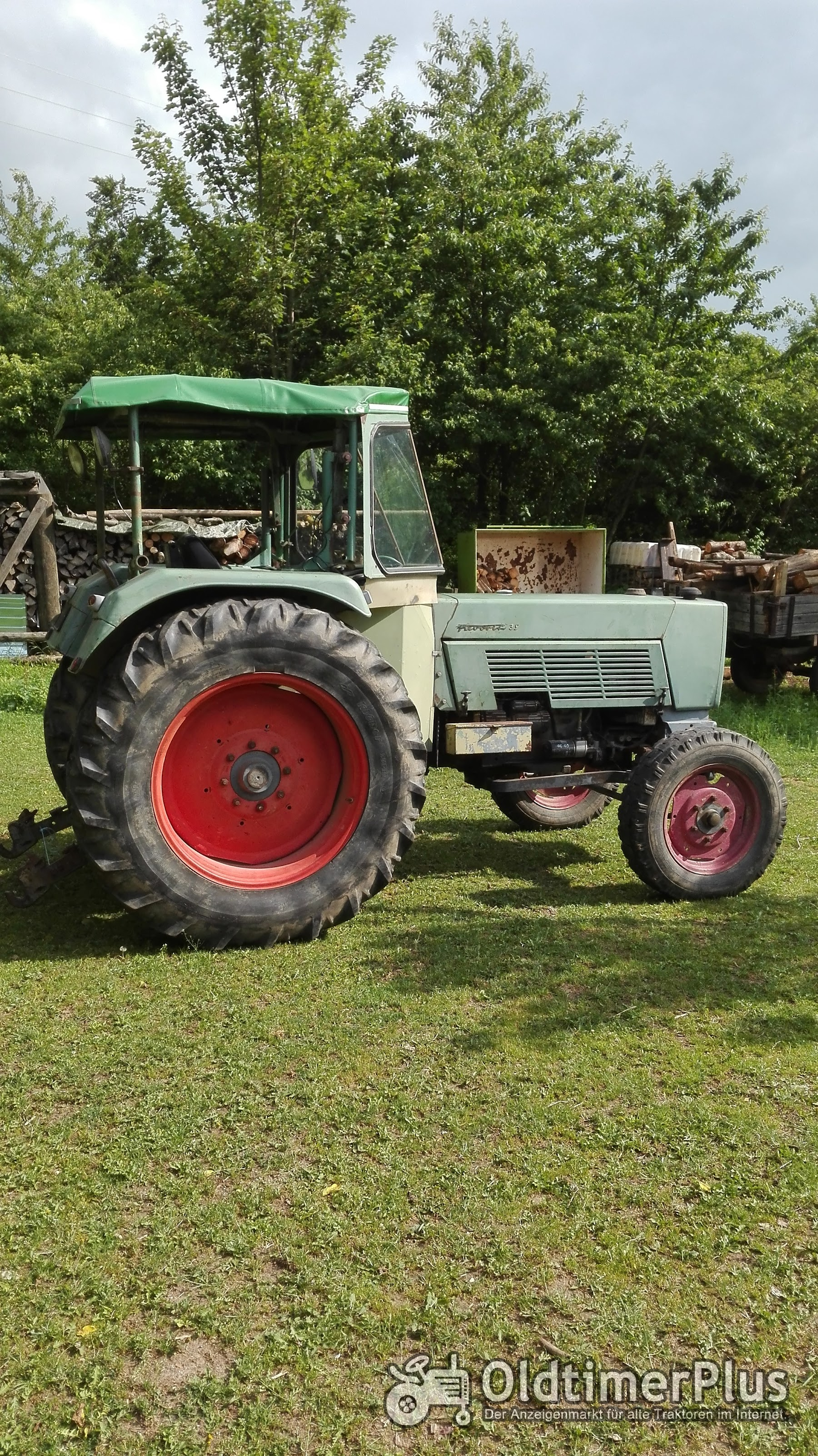 Fendt Favorit 3S Turbolader Foto 3